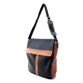 Shopper Black-Toffee